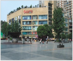 大渡口步行街商圈