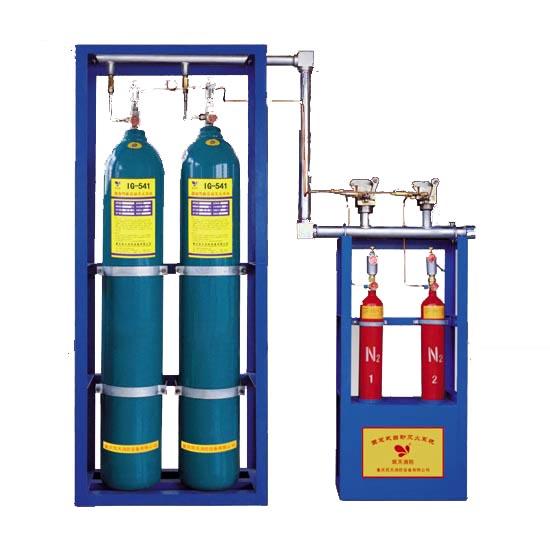 广西IG-541混合气体灭火系统